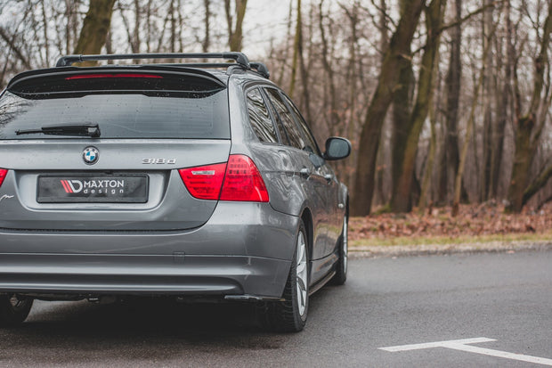 REAR SIDE SPLITTERS BMW 3 E91 FACELIFT