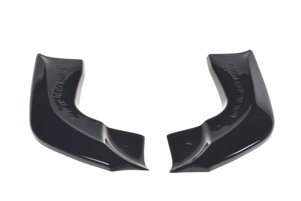 REAR SIDE SPLITTERS BMW X5 E70 FACELIT M-PACK