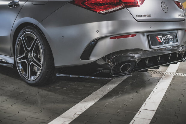 REAR SIDE SPLITTERS MERCEDES-AMG CLA 35 / 45 C118