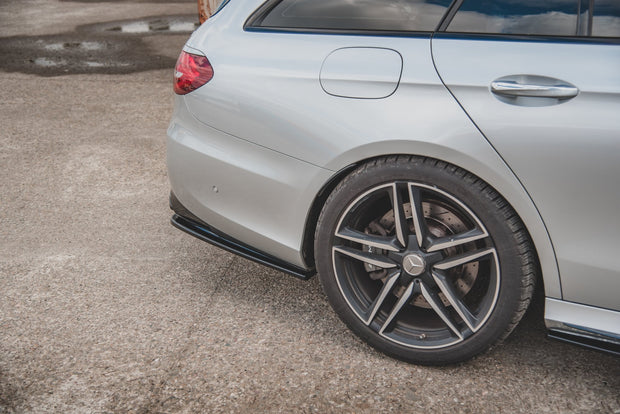 REAR SIDE SPLITTERS MERCEDES-BENZ E63 AMG ESTATE S213