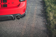 REAR SIDE SPLITTERS MINI COUNTRYMAN MK2 F60 JCW