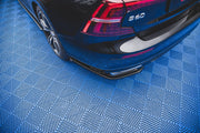 REAR SIDE SPLITTERS VOLVO S60 R-DESIGN MK3