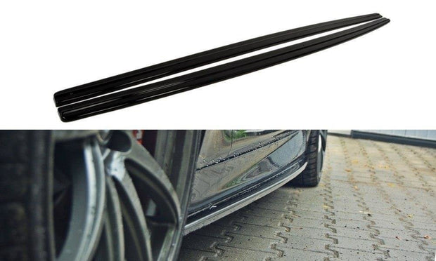 SIDE SKIRTS DIFFUSERS BMW 5 F10/ F11 M-POWER/ M-PACK