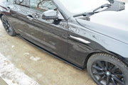 SIDE SKIRTS DIFFUSERS BMW 6 GRAN COUPÉ MPACK