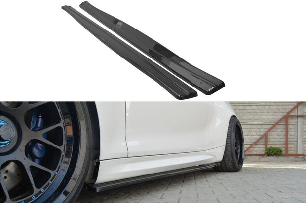 SIDE SKIRTS DIFFUSERS BMW M2 F87 COUPÉ