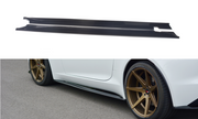 SIDE SKIRTS DIFFUSERS JAGUAR F-TYPE