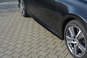 SIDE SKIRTS DIFFUSERS LEXUS GS MK4 FACELIFT