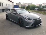 SIDE SKIRTS DIFFUSERS LEXUS RC