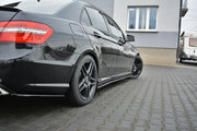 SIDE SKIRTS DIFFUSERS MERCEDES-BENZ E63 AMG W212