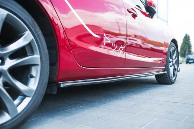 SIDE SKIRTS DIFFUSERS MAZDA 6 GJ (MK3) FACELIFT