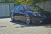SIDE SKIRTS DIFFUSERS SAAB 9-3 TURBO X/ AERO FACELIFT