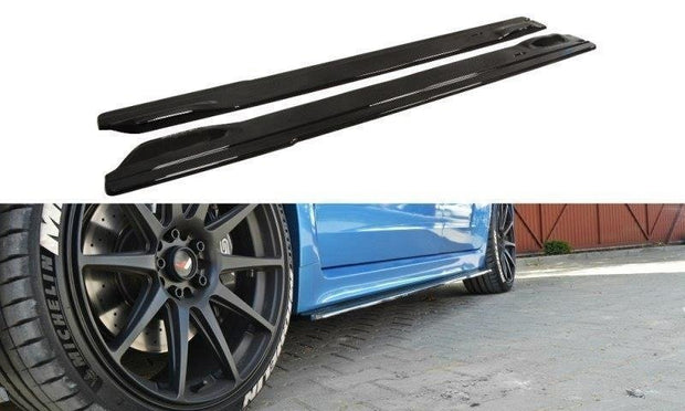 RACING SIDE SKIRTS DIFFUSERS SUBARU IMPREZA WRX STI 2009-2011