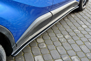 SIDE SKIRTS DIFFUSERS TOYOTA C-HR