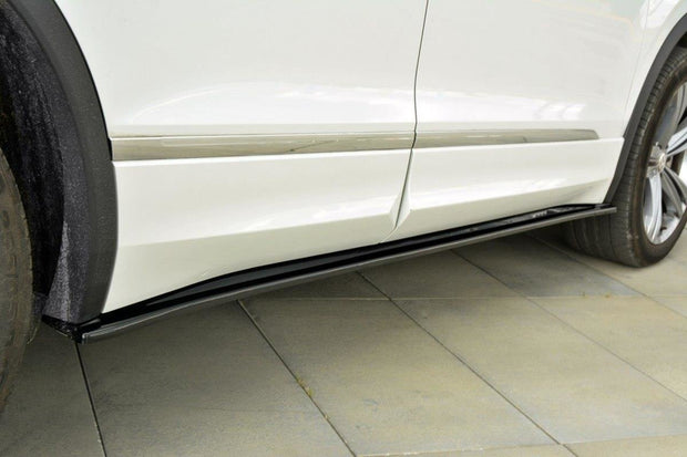 SIDE SKIRTS DIFFUSERS VW TIGUAN MK2 R-LINE