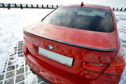 SPOILER EXTENSION BMW 3 F30