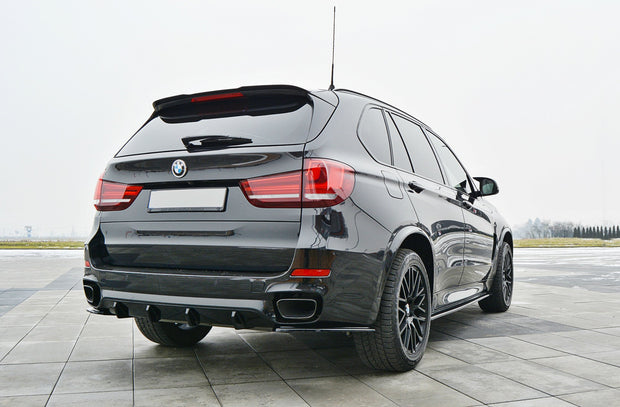 SPOILER EXTENSION BMW X5 F15 M50D