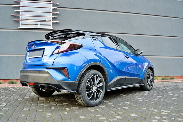 SPOILER EXTENSION TOYOTA C-HR