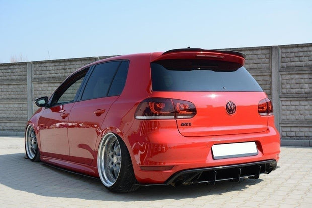 SPOILER EXTENSION VW GOLF MK6 GTI / R