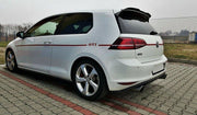 SPOILER EXTENSION VW GOLF MK7 R/ GTI