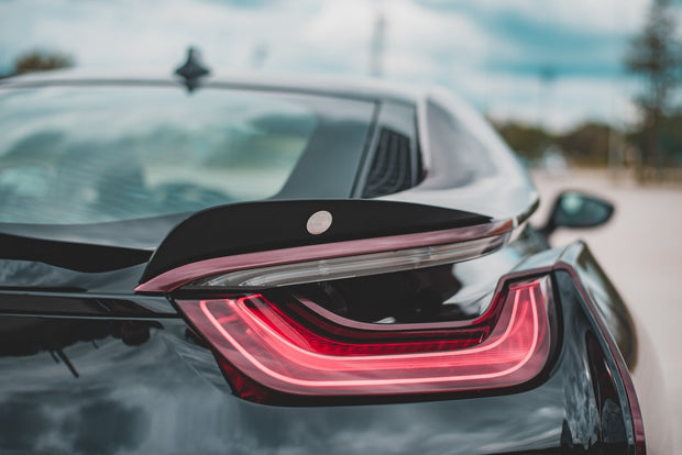 SET OF SPOILER CAPS BMW I8