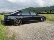 SIDE SKIRTS DIFFUSERS AUDI A8 LONG D4