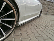 SIDE SKIRTS DIFFUSERS AUDI RS5 8T / 8T FL