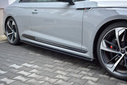 SIDE SKIRTS DIFFUSERS AUDI RS5 F5 COUPE