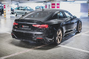 SIDE SKIRTS DIFFUSERS AUDI RS5 SPORTBACK F5 FACELIFT
