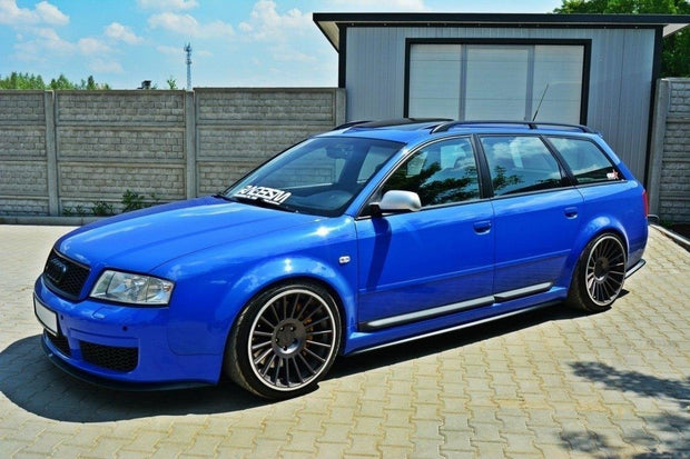 SIDE SKIRTS DIFFUSERS AUDI RS6 C5