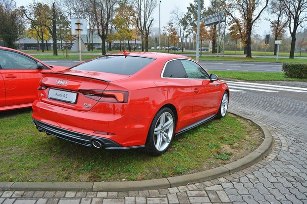 SIDE SKIRTS DIFFUSERS AUDI S5 / A5 S-LINE F5 COUPE