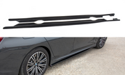 SIDE SKIRTS DIFFUSERS BMW 3 G20 M-PACK