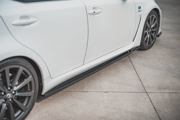 SIDE SKIRTS DIFFUSERS LEXUS IS F MK2