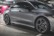SIDE SKIRTS DIFFUSERS MERCEDES-AMG CLA 35 / 45 C118
