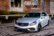 SIDE SKIRTS DIFFUSERS MERCEDES-BENZ E63 AMG SEDAN W212 FACELIFT