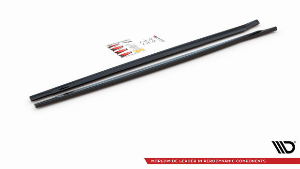 SIDE SKIRTS DIFFUSERS MINI COUNTRYMAN MK2 F60 JCW