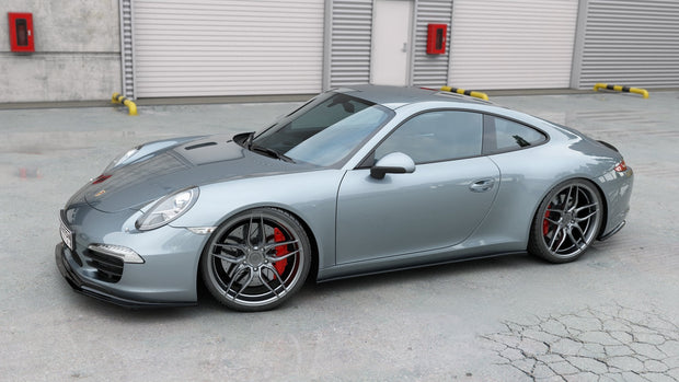 SIDE SKIRTS DIFFUSERS PORSCHE 911 CARRERA 991