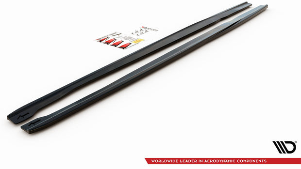 SIDE SKIRTS DIFFUSERS V.2 AUDI RS6 C7