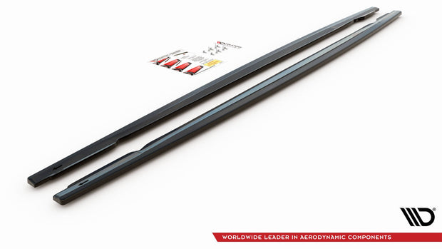 SIDE SKIRTS DIFFUSERS V.2 AUDI RS6 C8