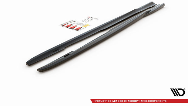 SIDE SKIRTS DIFFUSERS V.2 FORD FOCUS ST MK3 / MK3 FL
