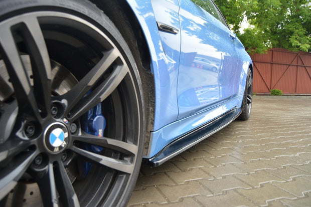 SIDE SKIRTS DIFFUSERS BMW M4 F82