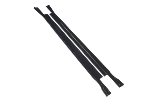 SIDE SKIRTS DIFFUSERS BMW X4 M-PACK G02