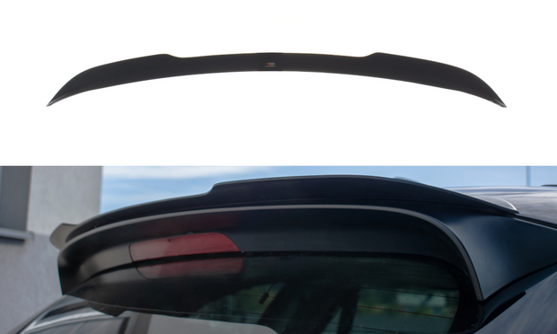 SPOILER EXTENSION BMW X5 E70 FACELIFT M-PACK
