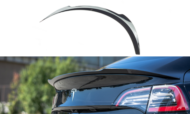 SPOILER EXTENSION TESLA MODEL 3