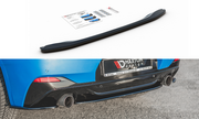 CENTRAL REAR SPLITTER BMW X2 F39 M-PACK