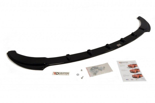 FRONT SPLITTER BMW Z4 E85 / E86 (FACELIFT MODEL)