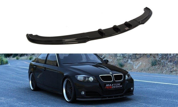 FRONT SPLITTER V.1 BMW 3 E90 / E91 (FACELIFT MODEL)