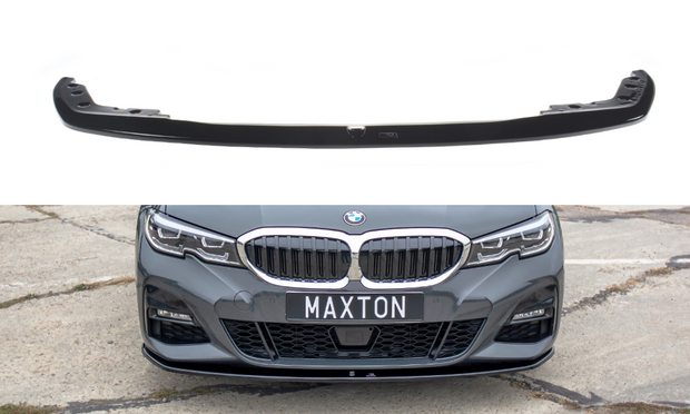 FRONT SPLITTER V.3 BMW 3 G20 M-PACK