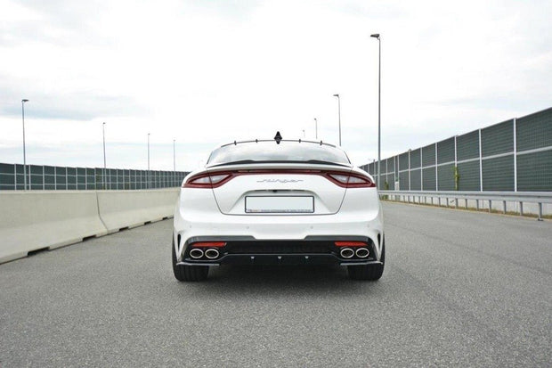 REAR SIDE SPLITTERS KIA STINGER GT