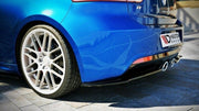REAR SIDE SPLITTERS VW GOLF VI R