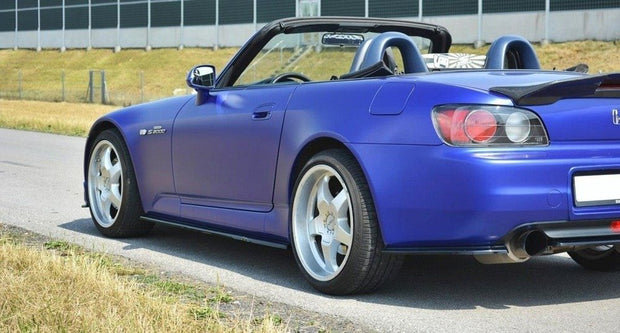 SIDE SKIRTS DIFFUSERS HONDA S2000
